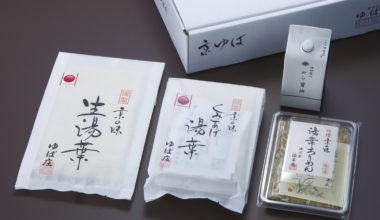おうちで湯葉。京都からの味のお便り…
